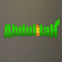 Logo abdullah shop