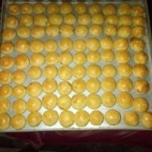 Umami cakes
