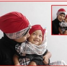 Hijab Mom And Baby