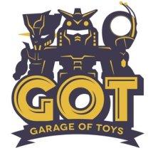 Garage Of Toys