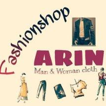 Fashionshop ARIN