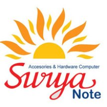 Logo Surya Notebook