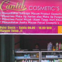 Cantik Cosmetic's