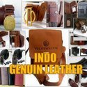 INDOGENUIN LEATHER