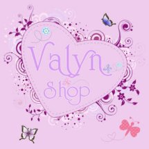 Logo valyn shop