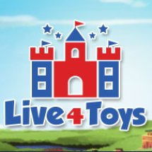 Logo Live4Toys