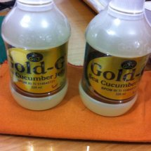 100% ORI GOLD G 320ML