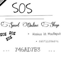 SOS SPORT ONLINE SHOP