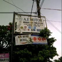 AF Motor