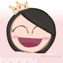 Happy Queen