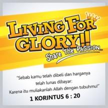 Kaos LIVING FOR GLORY