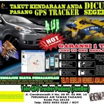 Toko GPS Tracker Padang