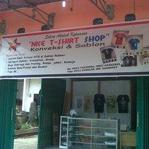 Nice T-shirt Shop