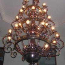 SAM ART LAMPU TEMBAGA