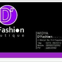 D'fashion Boutique