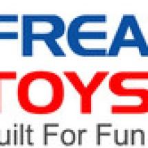 Logo Toko Hobby Frea Toyville