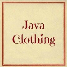 Java Clothing