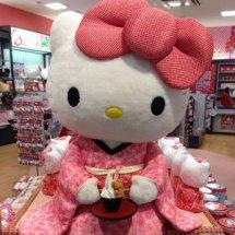 Hello Kitty Fancy Shops