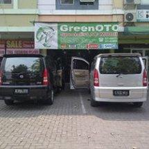 GreenOTO Logo
