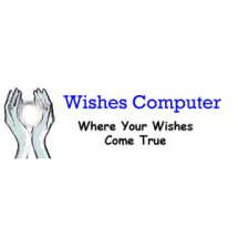 Logo Wishes Computer