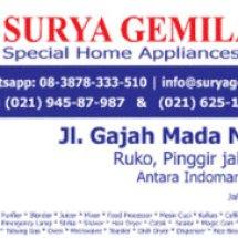 Logo Surya Gemilang Toko