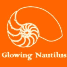 Glowing Nautilus