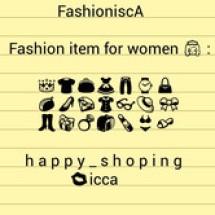 Fashion is cA