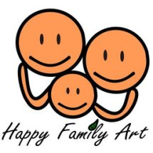 Happy Family Art