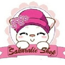 Logo Sakuralie Sticker Shop