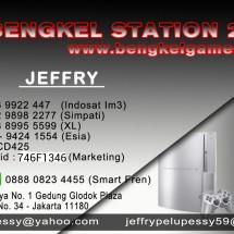 Logo Bengkel Station 2000