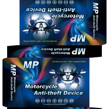 Alarm Motor MP 2way