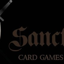 Logo Sanctuary Card Games