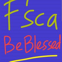 Logo F'sca BeBlessed