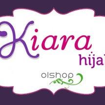 Kiara hijab homemade
