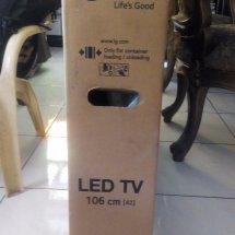 """TV LED LG 42"""" (ex-event)"""
