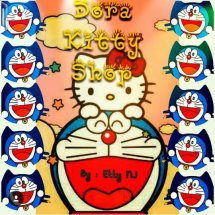Dora Kitty Shop