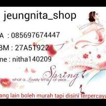 jeungnita shop