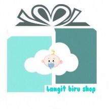Langit biru baby shop