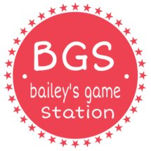 Logo Bailey's Game Station