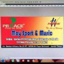 May Sport & Music