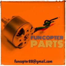 Fun Copter Parts