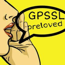 GPSSL Preloved