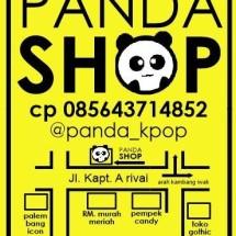 panda idol shop