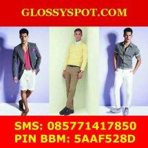 glossy spot