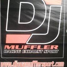 Dj Muffler Exhaust