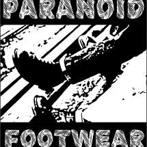 PARANOID FOOTWEAR