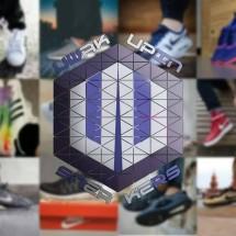 Uwak Upin Sneakers
