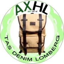 axhl Denim Bag and Acc