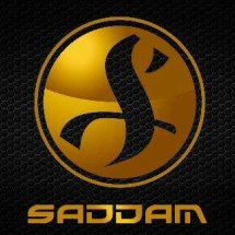 Saddam digital printing