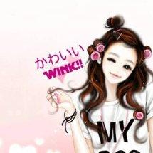 Kawaii Wink